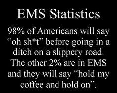 EMS statistics