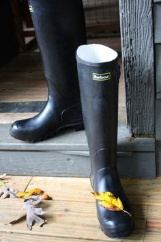 9159def4cb42 Barbour Wellington Boots - my next Barbour purchase!