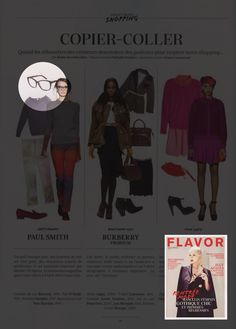 Flavor - French Magazine - Rosette - Sept12
