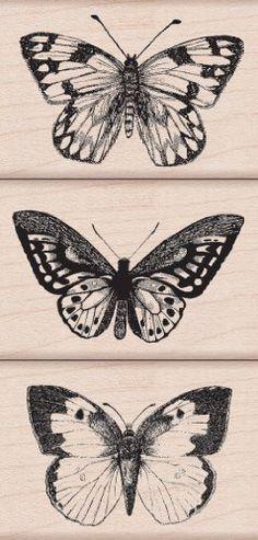 Hero Arts Woodblock Stamp, Set Three Artistic Butterflies Hero Arts, Inc. http://www.amazon.com/dp/B0058VAE6G/ref=cm_sw_r_pi_dp_Wj2-ub02DD6NE