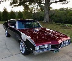 Bmw Classic Cars, American Classic Cars, American Muscle Cars, 1967 Mustang, Mustang Cars, Chevy Muscle Cars, Best Muscle Cars, Muscle Mass, Oldsmobile 442