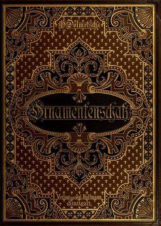 "nemfrog: "" Book cover. 1887. """