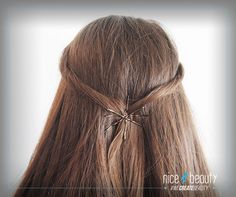 Pin it! - Be creative with your hairpins :-)