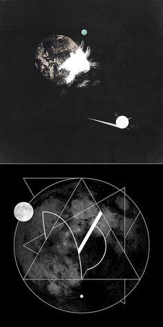 cosmos / geometry / explosion