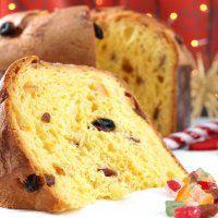 Panetone de Navidad, dulce italiano paso a paso