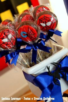 Avengers Birthday, Superhero Birthday Party, 4th Birthday, Birthday Parties, Birthday Party Decorations, Party Themes, Spiderman Theme, Party Activities, Holiday Club