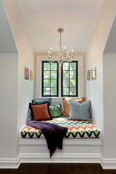 Reading Nooks With The Looks ‹