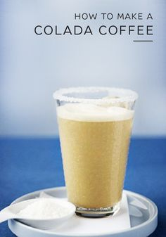 This delicious Colada Coffee recipe from Nespresso is full of exotic, tropical flavors. Blend vanilla ice cream, lime juice, coconut syrup, pineapple juice, and Cosi Grand Cru together to create this easy coffee recipe. Enjoy this sweet, refreshing drink from the comfort of your home while planning your next getaway to warmer weather.