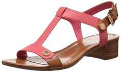 Anne Klein Women's iFlex Dress Sandal ** Trust me, this is great! Click the image. : Strappy sandals