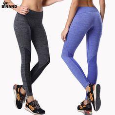 Yoga quần chạy workout quần áo thể thao thể dục thể thao mỏng phụ nữ tập thể dục lulu eo cao quần áo xà cạp ví nữ