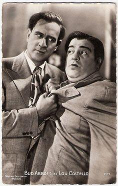 Bud Abbott & Lou Costello (1949)