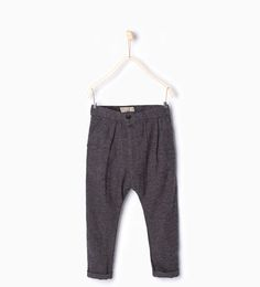 ZARA - KIDS - Crossover trousers