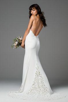 Willowby Ridley wedding dress