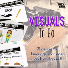 Language Visuals to Go