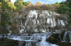 Nacimiento del rio Cuervo(Cuenca-españa)