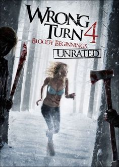 Wrong Turn 4 Bloody Beginnings 2011 English BRRip – – – Khatrimaza – – Free Movies All Horror Movies, Scary Movies, Top Movies, Movies To Watch Online, Movies To Watch Free, Movies Free, Peliculas Audio Latino Online, Hollywood Movies Online, Constantin Film