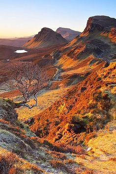 Rusty Gulch, Scotland