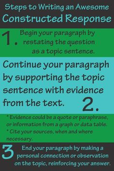 Examples of Top Quality Constructed response Questions Reading Lessons, Writing Lessons, Writing Practice, Teaching Writing, Writing Skills, Writing Workshop, Writing Strategies, Teaching Strategies, Teaching Ideas