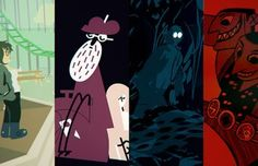 Oculus Story Studios Talking With Ghosts Takes You Inside a Comic Debuts at Tribeca