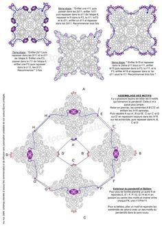 Jamais je n'aurais cru devoir me remettre à la géométrie pour dessiner un bijou! Largement plus facile et rapide que la Kojima je vous...