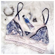 perfection in a bralette