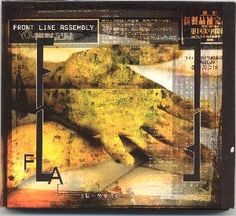 Front Line Assembly - Re-Wind album cover