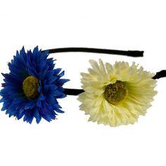 cheap flower headbands for girls #a007