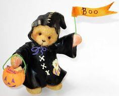 Heidi´s Cherished Teddies Galerie: BRADEN - Happy Halloween To...Boo! (4005474)