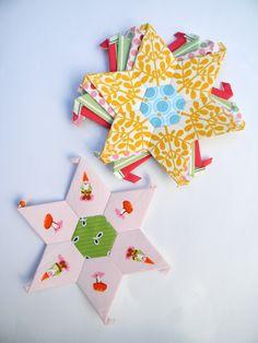 Teaginny Designs: A Return to Paper Piecing