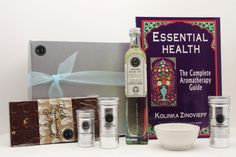 Win an organic deluxe Christmas gift box from http://www.nhrorganicoils.com/