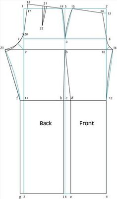How to Draft a Basic Pant Pattern « Sewing & EmbroideryThe Effective Pictures We Offer You About Women Pants jeans A quality picture can tell you many things. You can find the most beautiful pictures that can be presented to you about Women Pants cu Mens Sewing Patterns, Simplicity Sewing Patterns, Dress Patterns, Shirt Patterns, Coat Patterns, Sewing Shorts, Sewing Clothes, Sewing Coat, Dress Sewing