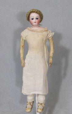 "Stunning Early Marked Bru French Fashion Lady - 12"""