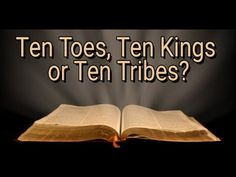 The Whole World Has Inherited Lies, Even The Understanding Of The Ten Toes From The Book Of Daniel! - YouTube