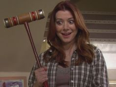 Find out who you are from your favorite show! Lily Aldrin, How Met Your Mother, Maxon Schreave, Best Night Ever, Best Documentaries, Himym, Alyson Hannigan, Netflix Movies, Series Movies