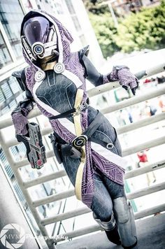 Tali Cosplay | Mass Effect
