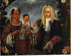 Casta Paintings