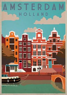 Jeremy Lord amsterdam illustration