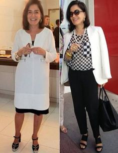 Ideas Clothes For Women Over 40 Classy Fashion Over 40 For 2019 Over 50 Womens Fashion, 50 Fashion, Fashion Over 40, Look Fashion, Fashion Tips, Fashion Clothes, Classy Fashion, Clothes Styles For Women Over 50, Outfits For Teens