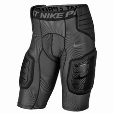 a7eb42987a7f5 New Nike Mens Pro Combat Hyperstrong Hard Plate Football Girdle Padded  Shorts
