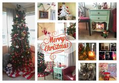 I can't explain how much I LOVE Christmas. I really let my inner child go nuts around this time of the year, and Christmas decorating is one of the ways I do so. Now, I realize these decorations wi...