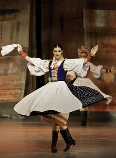 Lucnica folk ensemble dancer from Slovakia Dance Pics, Dance Pictures, Popular Costumes, Costumes Around The World, Kinds Of Dance, Folk Dance, Beautiful Costumes, Character Portraits, Folk Costume