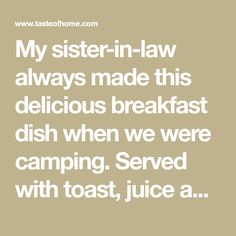 Breakfast ideas for a crowd camping 43 Ideas for 2019 Breakfast For A Crowd, Breakfast In Bed, Morning Breakfast, Breakfast Dishes, Breakfast Recipes, Breakfast Ideas, Breakfast Casserole, Power Breakfast, Breakfast Pizza