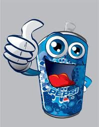 Pepsi Can Character by on DeviantArt Diet Pepsi, Pepsi Cola, Soda Drink, Mountain Dew, Fun Drinks, Beverages, Art Google, Coco, Canning
