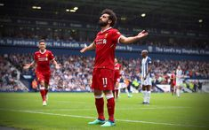 West Bromwich Albion v Liverpool Saturday April 2018 Match Gallery Liverpool Football Club, Liverpool Fc, Salah Liverpool, Mo Salah, Club World Cup, World Cup Winners, Mohamed Salah, West Bromwich, Zinedine Zidane