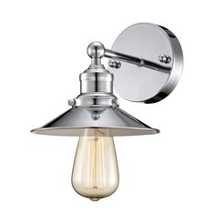 Found it at Wayfair - Baden-Powell 1 Light Armed Sconce
