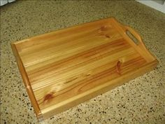 timber food tray - Google Search