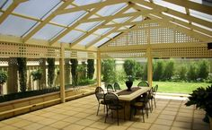 Pergola For Car Parking Info: 4756010127 Pergola On The Roof, Steel Pergola, Wood Pergola, Pergola Swing, Pergola Attached To House, Pergola Shade, Patio Roof, Pergola Patio, Pergola Plans