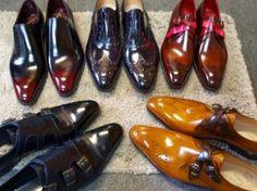 Gentlemen, keep your image polished.and your SHOES! Men's Shoes, Shoe Boots, Dress Shoes, Shoes Men, Men Dress, Bespoke Clothing, Fashion Shoes, Mens Fashion, Style Fashion