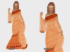 Look original by Dragtina inspirado na cultura indiana