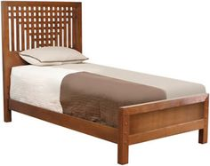 Twin Willow Bed